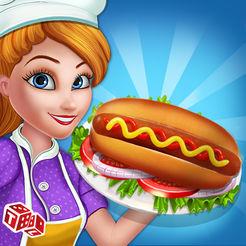 厨房热汉堡店下载