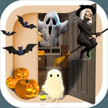 密室逃脱:糖果和被困住的幽灵