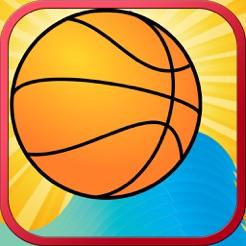 海滩篮球轻拂