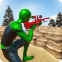 青蛙忍者英雄射击下载