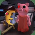 小猪和P先生 中文版