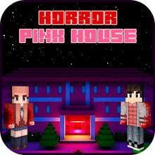 恐怖的粉红色房屋 中文版