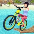 自行车水上平衡赛APP