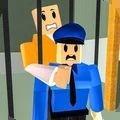 方块人越狱记
