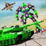 变形坦克机器人
