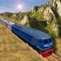 石油运输火车3D