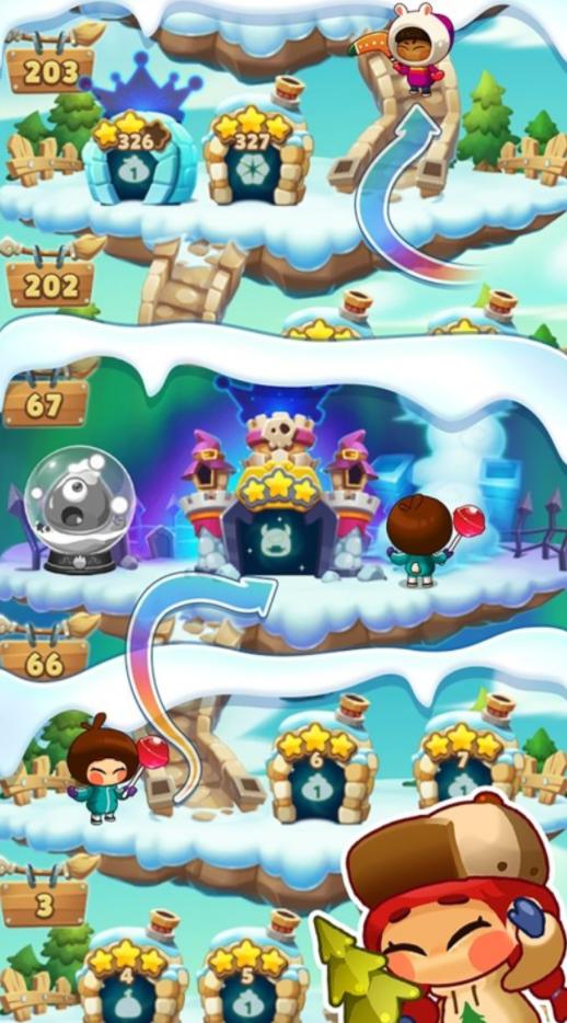 怪物克星:冰幻灯片