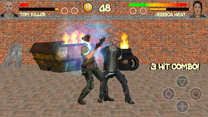 黑帮争霸打斗:街头战争
