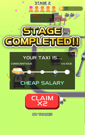 坑爹出租车