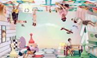 QQ游戏15周年品牌视频:给你无处不在的小快乐!