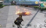 合作综艺《勇敢的世界》火热上映中 《荒野行动》解锁油桶榴弹新套路