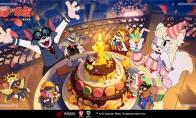 黑桃国王的生日派对 《猫和老鼠》周年活动启幕