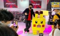 皮卡丘萌翻老二次元汪东城,《宝可梦大探险》CJ全新玩法大揭秘!