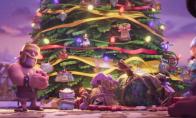 "Clash圣诞节取消!《部落冲突》&《皇室战争》""滚木圣诞节"" 狂欢开场"