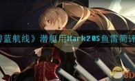 《碧蓝航线》潜艇用Mark20S鱼雷简评