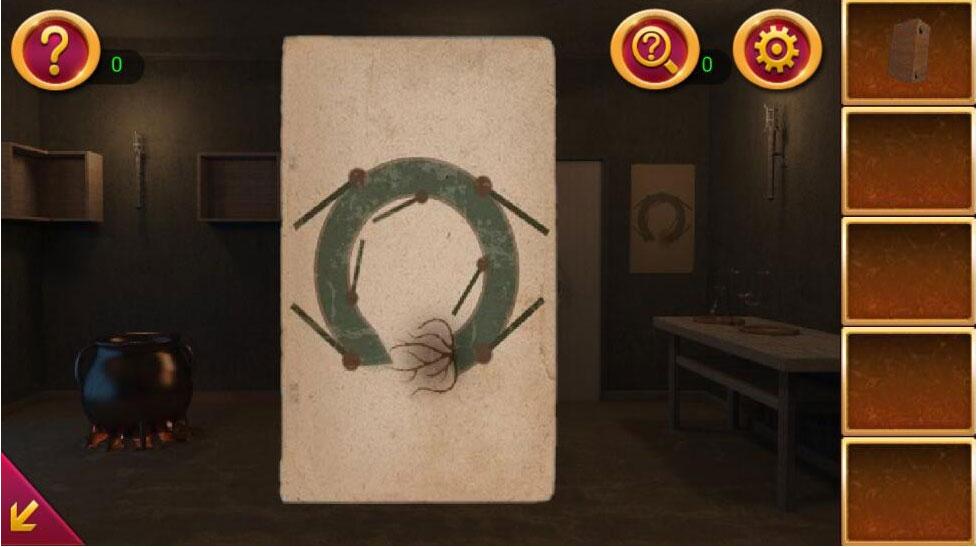 《密室逃脱1:逃离地牢》第11关攻略