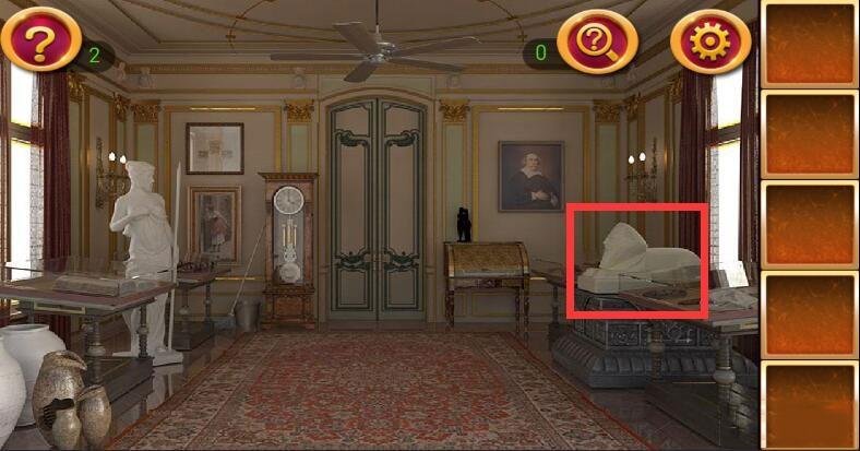 《密室逃脱2:逃出秘密古堡》第2关攻略