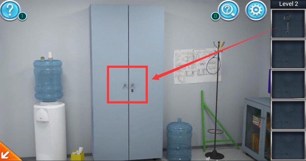 《密室逃脱3:逃出办公室》第2关攻略