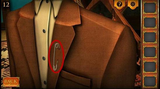 《密室逃脱5:逃出博物馆》第12关攻略