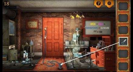 《密室逃脱5:逃出博物馆》第18关攻略