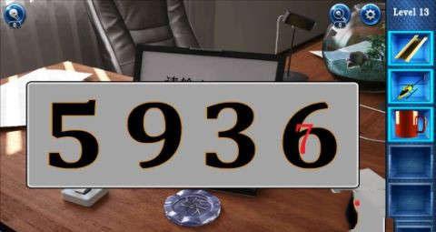 《密室逃脱6:逃出银行》第13关攻略