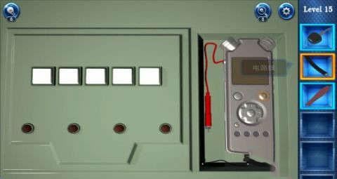 《密室逃脱6:逃出银行》第15关攻略