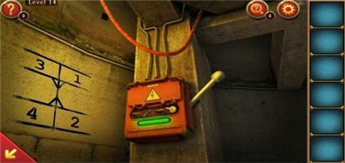 《密室逃脱7:环游世界》第14关攻略