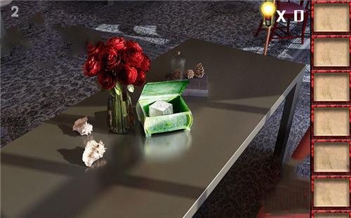 《密室逃脱8:逃出红色豪宅》第2关攻略