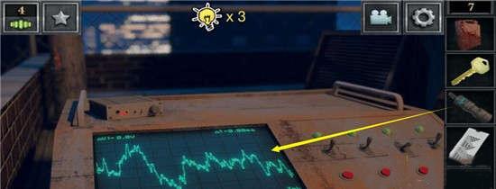 《密室逃脱13:秘密任务》第7关攻略