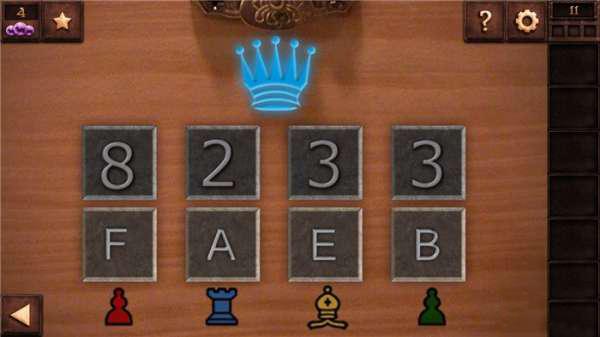 《密室逃脱15:逃出神秘宫殿》第11关攻略