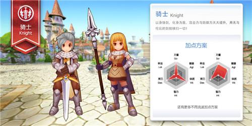 《仙境传说RO》骑士装备推荐