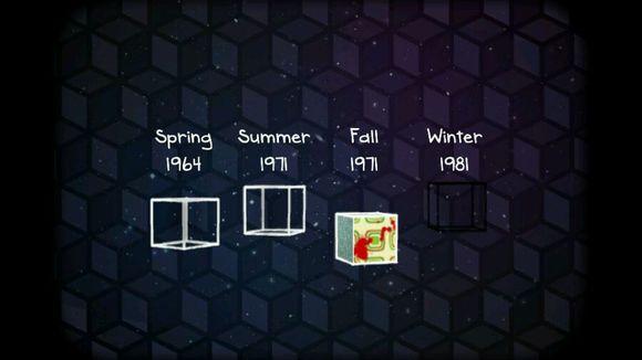 《逃离方块:四季》秋天攻略