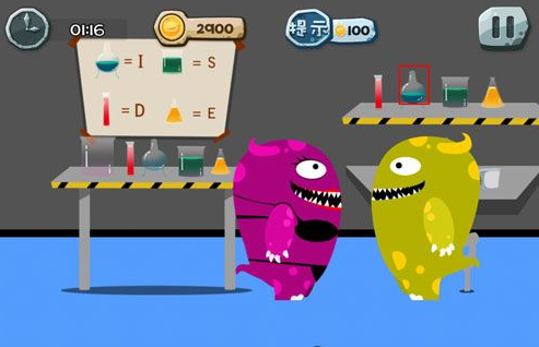 《100种蠢蠢的死法2》学校也危险第一关玩法攻略
