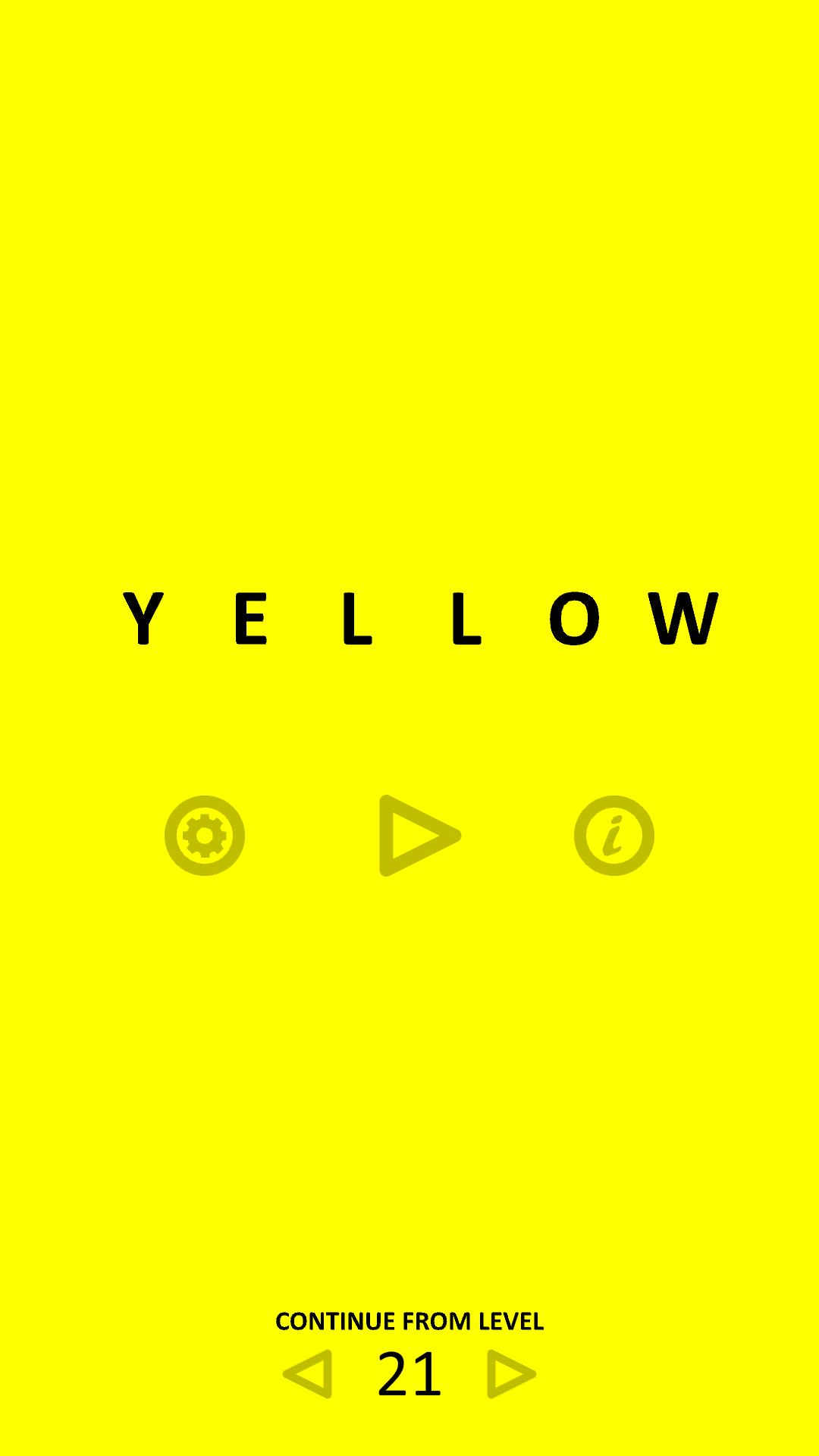 《Yellow》游戏全50关通关图文攻略