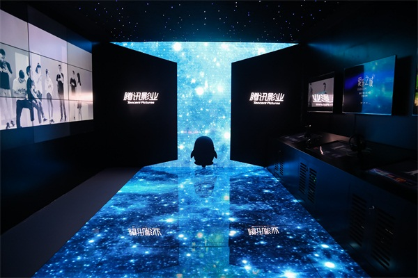 ChinaJoy2017今日开幕 腾讯互娱泛娱乐体验再升级