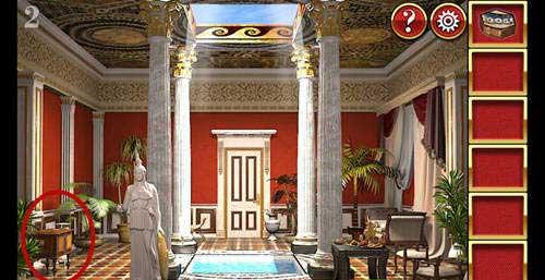 《密室逃脱16:神殿遗迹》第2关攻略