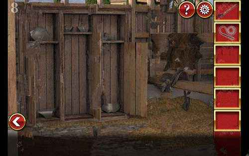 《密室逃脱16:神殿遗迹》第8关攻略