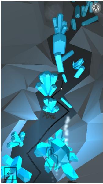 《跳舞的线》第九关水晶攻略