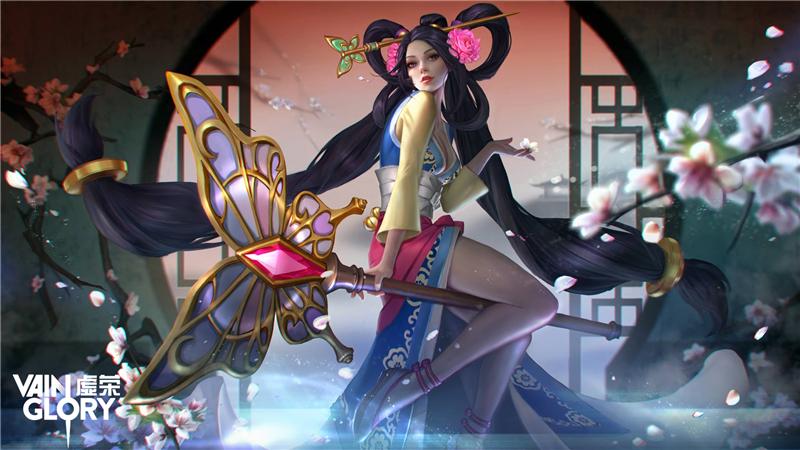 《虚荣》中国区秋季赛即将举行 世界冠军赛定于新加坡举办