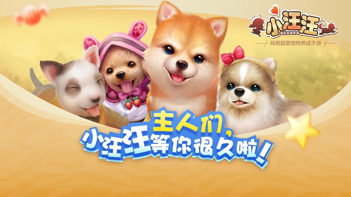 《小汪汪》之甜蜜七夕,爱的结晶诞生记!