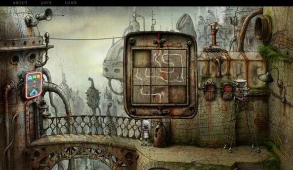 《机械迷城》第九章图文攻略