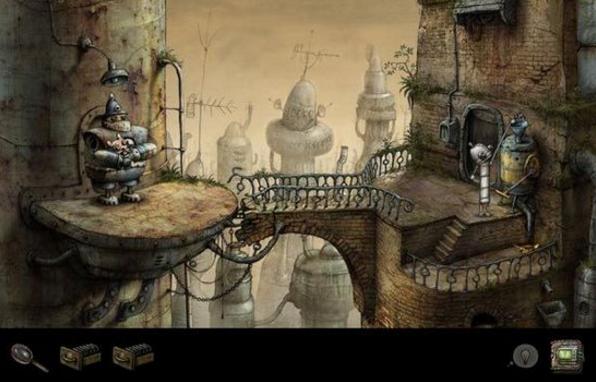 《机械迷城》第十一章图文攻略