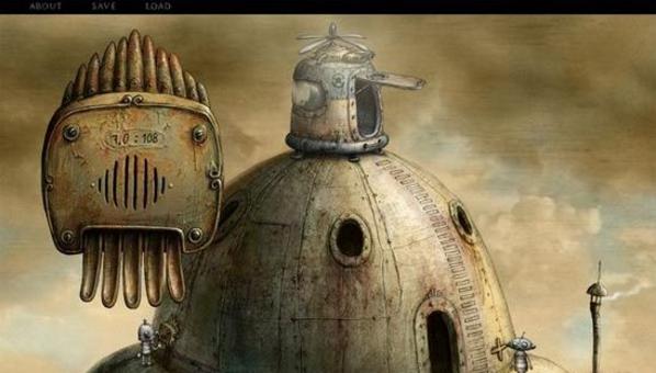 《机械迷城》第十六章图文攻略