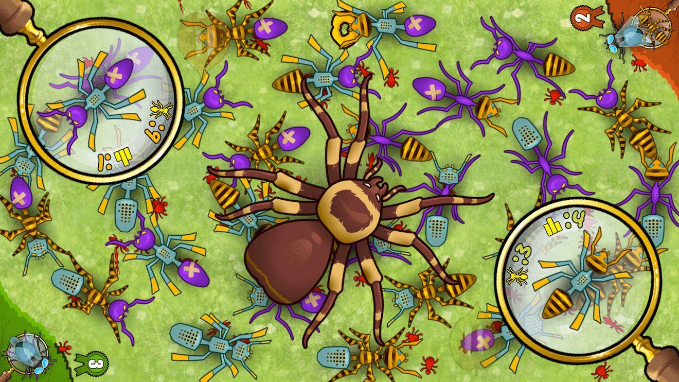 考验你反应力与手速的《蚂蚁猎手》即将上线!