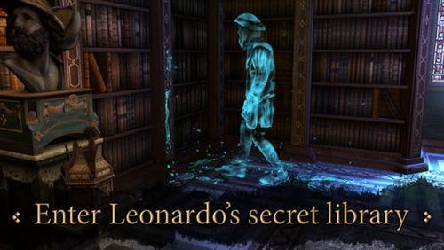 """化身中世纪""""达芬奇""""弟子 解谜手游达芬奇密室上架"""