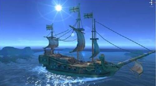 IP完美还原《加勒比海盗:启航》带你重返大航海时代