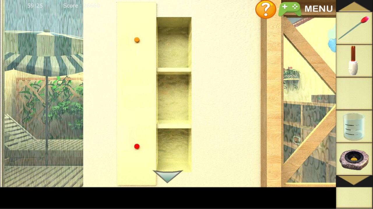 《密室越狱:逃出女白领的公寓》第2部分过关攻略