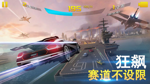 你开车的技术…好棒呀!一波优秀赛车竞速游戏盘点