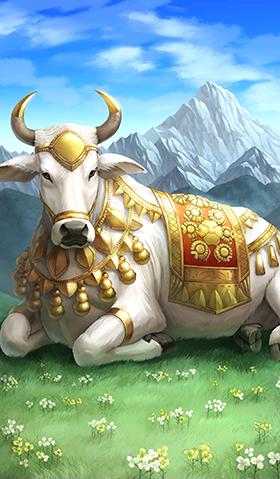 《命运冠位指定》礼装丰收之公牛图鉴