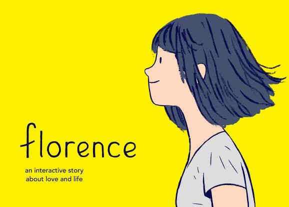 《纪念碑谷》制作人新作《佛罗伦斯》 2018年发布
